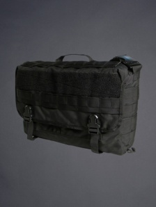 S13 Dispatch Bag - Blk Iso-image