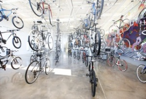 rb inc hanging bicycles