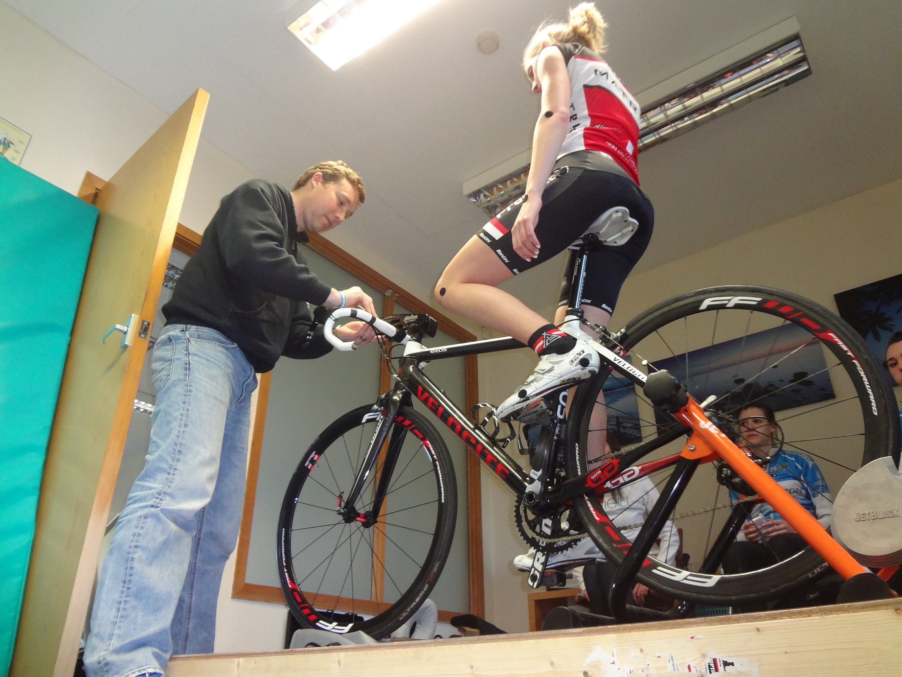 Bicycle Fit Important Pedalpusher