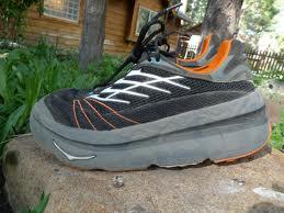Hoka Shoes Extra Cushioning for older injured athletes and ultra marathoners