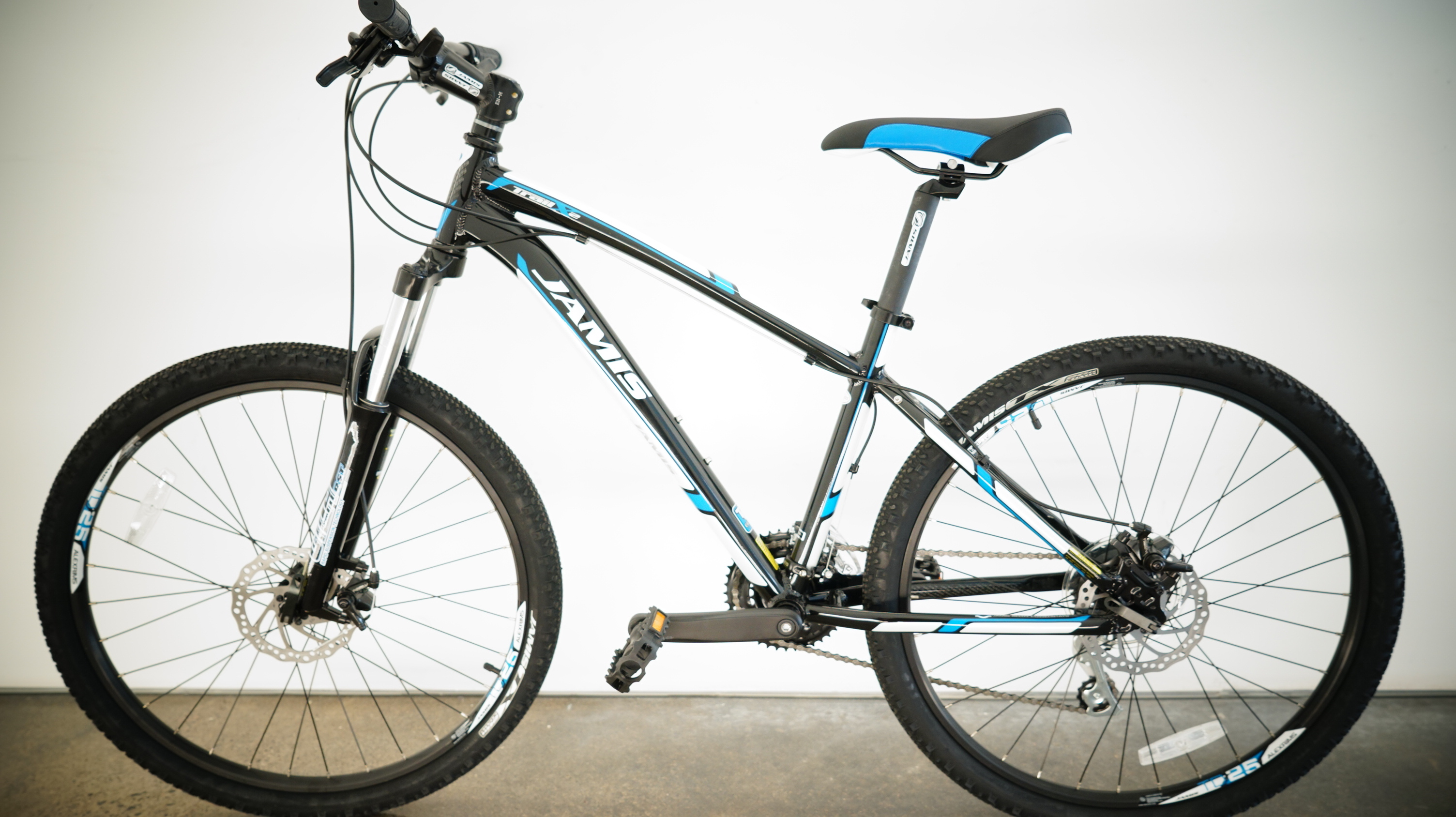 Jamis 2013 Trail X 2 Entry Level Mountain Bicycle