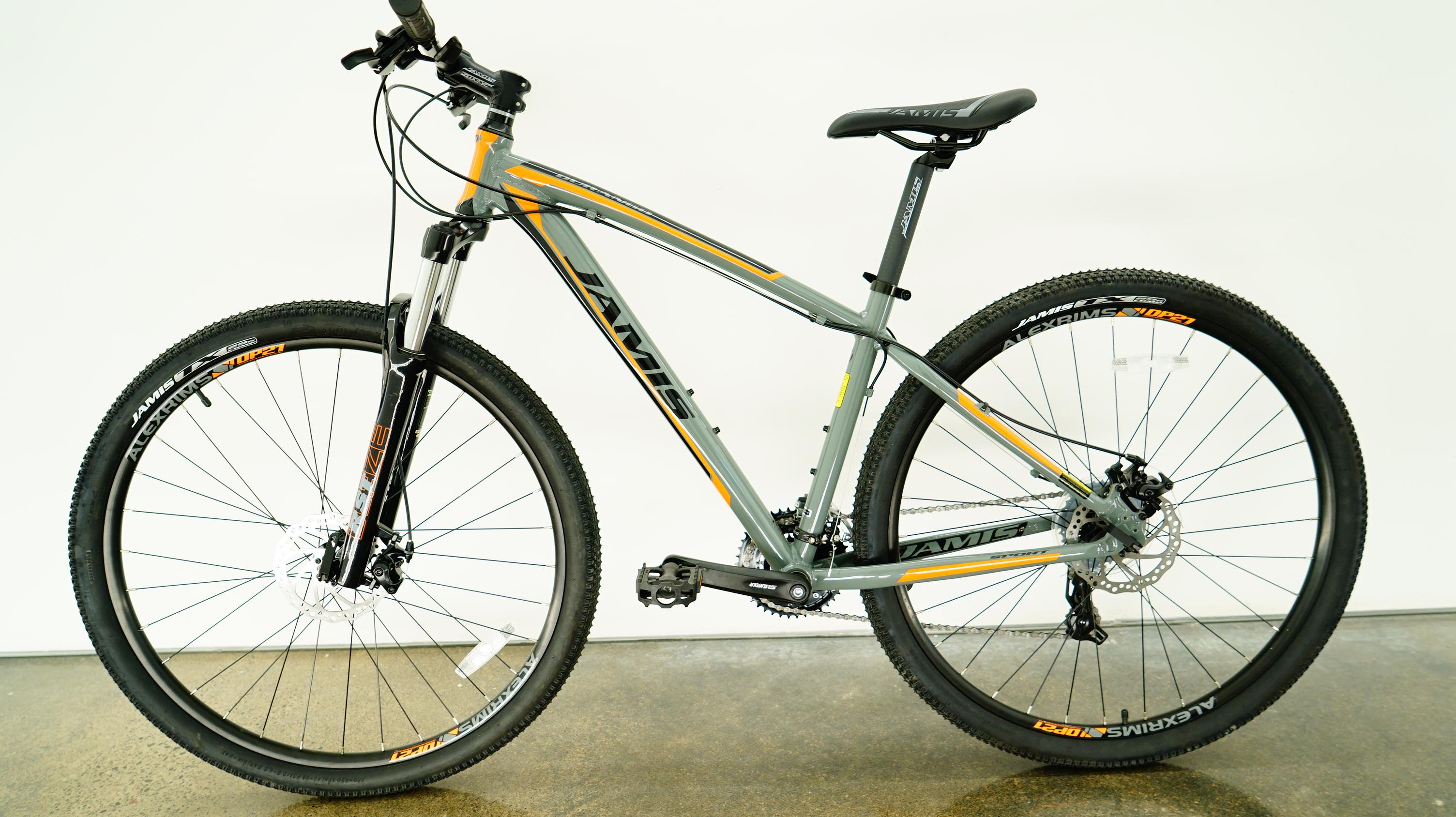 Велосипед jamis durango, спортивные товары, велоспорт, велосипеды, красноярск