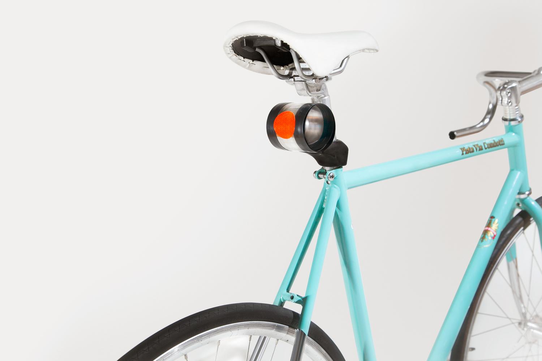 Bicycle Fender Plume Pedalpusher