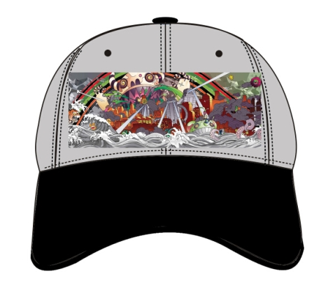 new cap design again