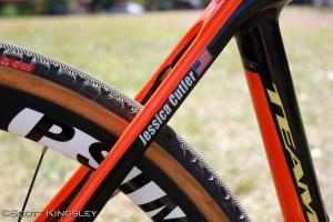 Bike Profile: Jessica Cutler's Jamis Supernova Team