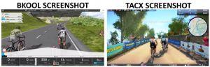Tacx-v-BKOOL-VR-screenshots