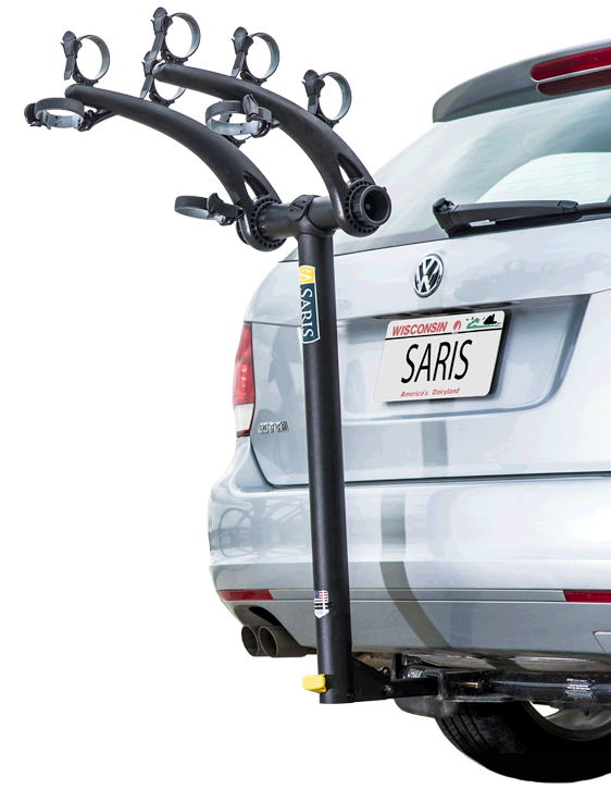 Bicycle racks for your hitch mount truck or car pedalpusher for Is a bicycle considered a motor vehicle
