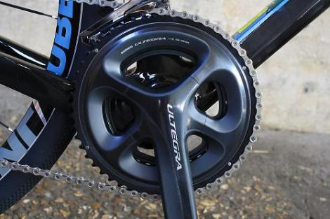 Jamis Renegade Elite - chainset