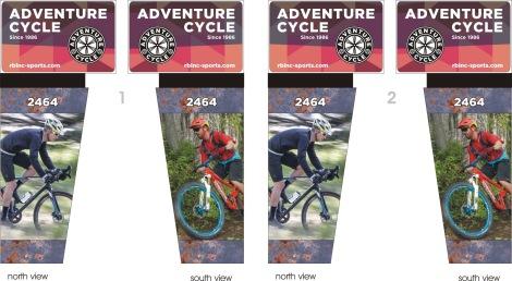 Adventure Cycle - pylon 2